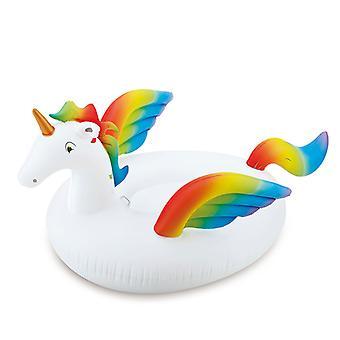 Unicorn Inflatable Mattress (178 x 145 cm)