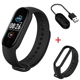 Inteligentne zegarki, bransoletka Bluetooth, zegarek sportowy, tracker fitness, krokomierz,