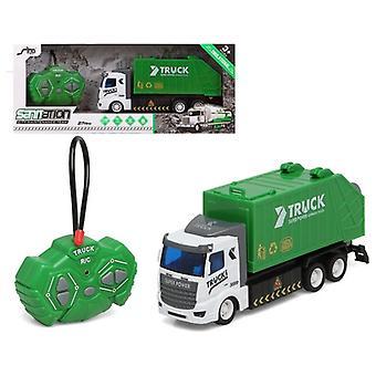 Radio Control Trash Truck 112092