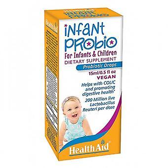 """טיפות פרוביוטיקה לתינוקות 15 מ""""ל (802324)"""