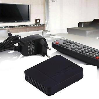 Mini Hd Dvb-t2 digitale terrestrische ontvanger set-top box compatibel met Dvb-t