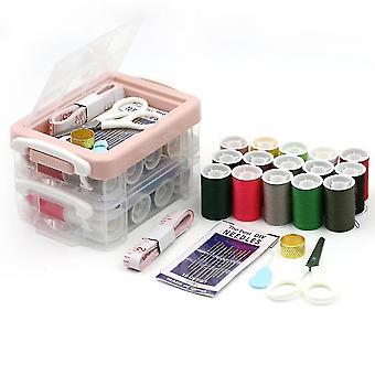 Huishoudelijke naaiset draagbare multifunctionele naaiset naaien naainaald klein