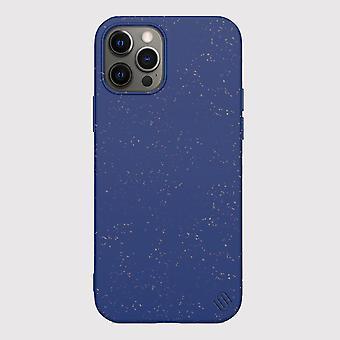 Eco friendly blue iphone 12 pro case