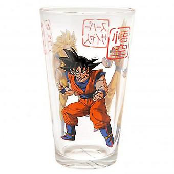 Dragon Ball Z pint glas