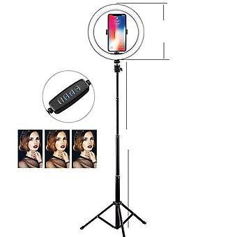 Usb-lataus Uusi Selfie-sormuksen valo