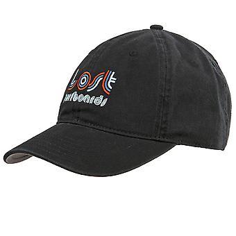 Hunky dory dad hat vintage black