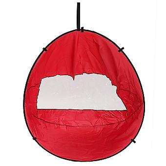 Outdoor chairs 42 quot; Downwind wind paddle popup kayak canoe wind sail kayak accessories portable red red