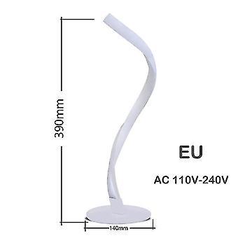 Tuya smart s Form Tischlampe Wifi Spirale Nachttischlampe bunte Dekoration Serpentine Nachtlicht