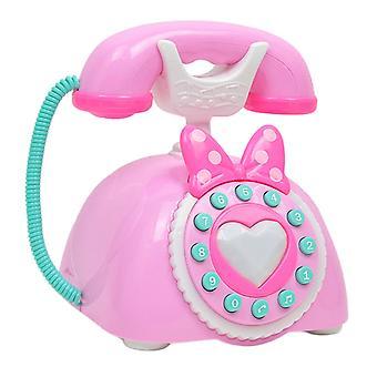 Vintage Telephone Landline Kids Pretend Play Great Early Educational