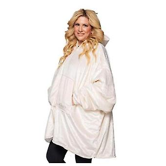 Ladies Thickened Double-sided Lazy Clothes