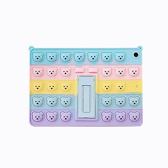 Push It Bubble Soft Tablet Case Cover für Ipad Fidget Sensory Toy Bear