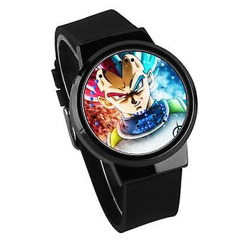 Vízálló LED Digitális Touch Watch-dragon Ball # 38