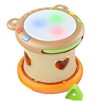 Baby Musical Toy, Electronic Drum Instruments, Early Educational Gift For Infants