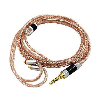 16-الأساسية النحاس واستبدال كابل للصوت-تكنيكا Ath-ls50 Ath-ls70 Ath-ckr90is Ath-cks1100 (موصل a2dc)