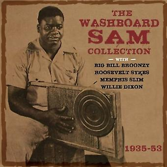 Waschbrett Sam - Sam Waschbrett-Kollektion: 1 [CD] USA import