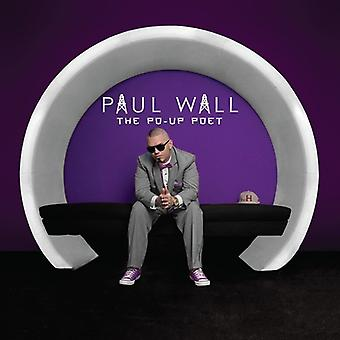 Paul Wall - Po Up Poet [CD] USA import