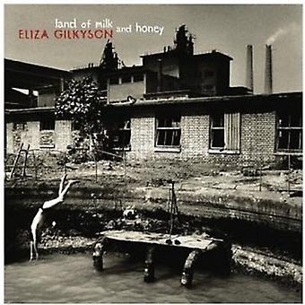 Eliza Gilkyson - Land of Milk & Honey [CD] USA import