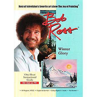 Bob Ross the Joy of Painting: Winter Glory [DVD] USA import
