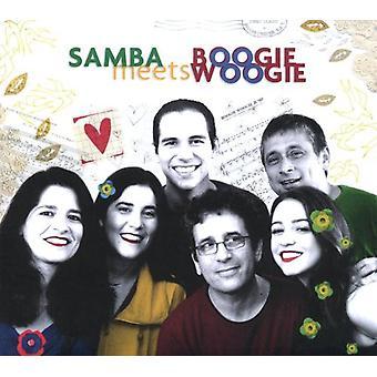 Samba voldoet aan Boogie Woogie - Samba voldoet aan Boogie Woogie [CD] USA importeren