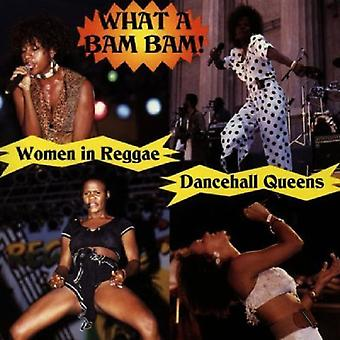 Wat een Bam Bam! - geschiedenis van - wat een Bam Bam! - geschiedenis van Wom [CD] USA import