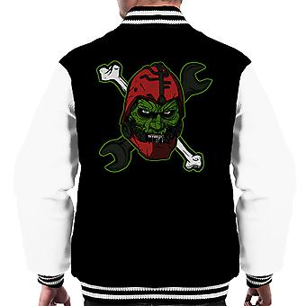 Wizard Of Weapons Masters Of The Universe Men's Varsity Jacket