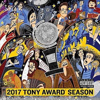 Various Artist - 2017 Tony Award Season [CD] USA import