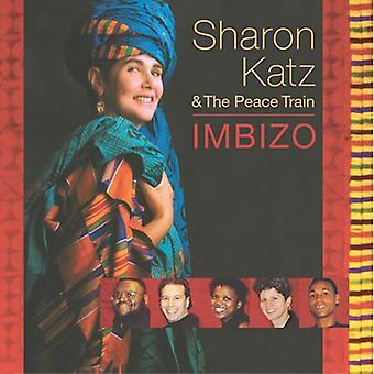 シャロン ・ カッツ ・平和列車 - Imbizo [CD] USA 輸入