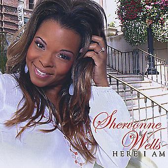井戸の Shervonne - ここで私は [CD] アメリカ インポートします。