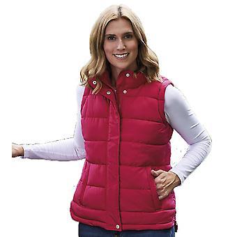 السيدات بطل البلد الحوزة فيرمونت مبطن معطف الشتاء مبطن سترة