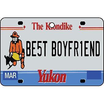 YUKON - Best kjæreste nummerskilt bil Air Freshener