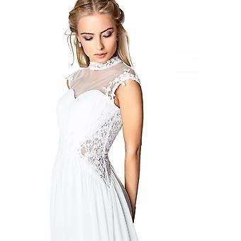 Kleine Herrin Frauen/Damen Applikation Brautkleid