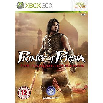 Prince of Persia The Forgotten Sands (Xbox 360) - New