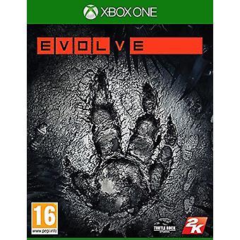 Evolve (Xbox One) - New