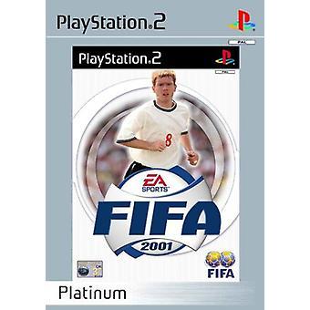 FIFA 2001 Platinum - Als nieuw