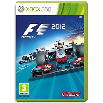 F1 2012 (Xbox 360) - Comme nouveau