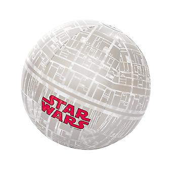 Star Wars Space Station Beach Ball - Alb