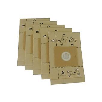 Bolsas de polvo de papel de aspiradora Daewoo RC105