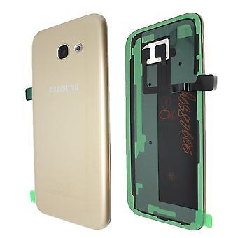 Originale Samsung Galaxy A520 Cover posteriore oro