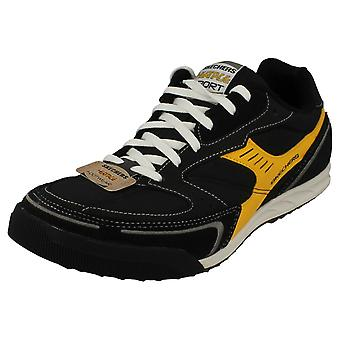 Mens Skechers Casual Lace Up Trainers Thrive