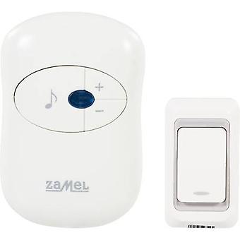 Zamel ST-930 DISCO draadloze deur klokkenspel voltooid instellen