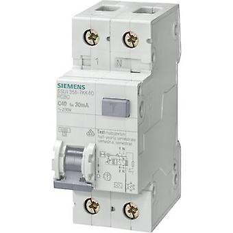 Siemens 5SU1356-6KK16 DD 2 pôles 16 A 0,03 A 230 V