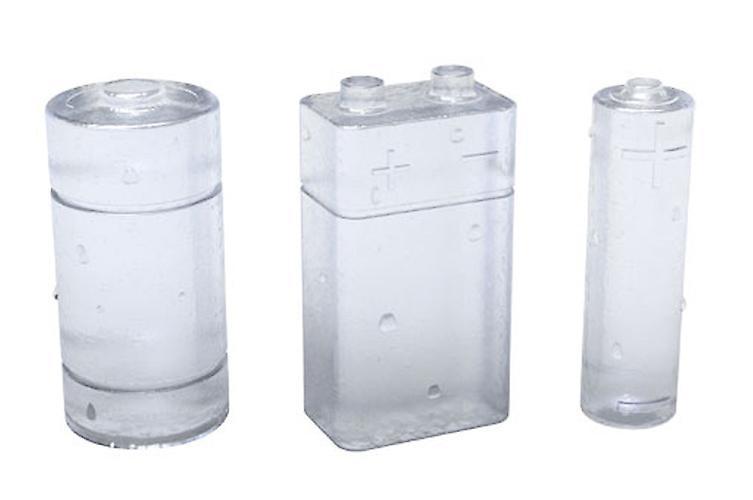 Rechargez la batterie Ice Tray 3D - 11 cubes de glace