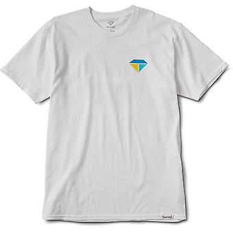Diamond Supply Co Bolts And Boats S/S T-shirt White
