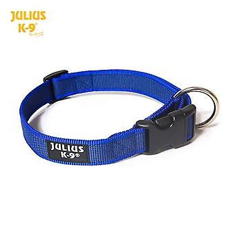 Julius-K9 collare blu - 20mm