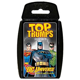 Top Trumps - DC Universe Heroes and Villains