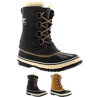 Womens Sorel 1964 Pac 2 Winter Waterproof Duck Snow Rain Mid Calf Boots