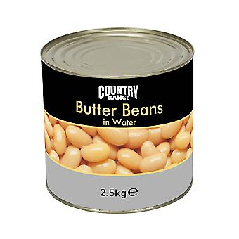Country Range Butter Beans in Water