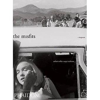 De Misfits - verhaal van een Shoot door Serge Toubiana - Henri Cartier-Bress
