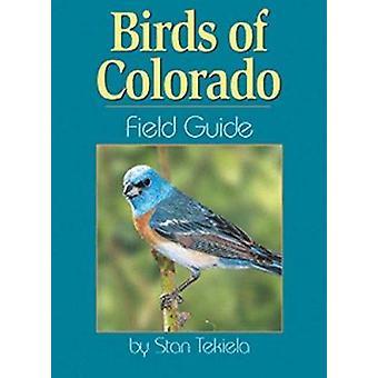 Birds of Colorado Book