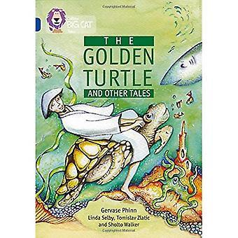La tortue d'or et autres histoires: bande 16/Sapphire (Collins Big Cat)